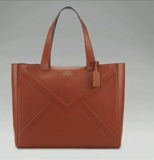 Smythson envelope bag - NEW