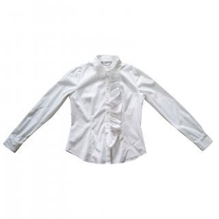 MaxMara Ruffle blouse