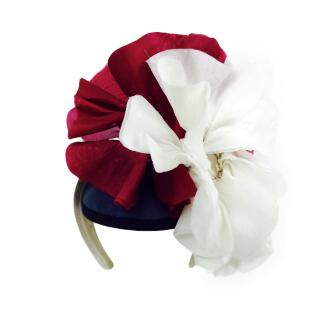 Yvette Jelfs Silk Flower Headpiece