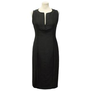 Gucci Black Fitted Dress