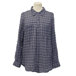 Joie Checkered Shirt