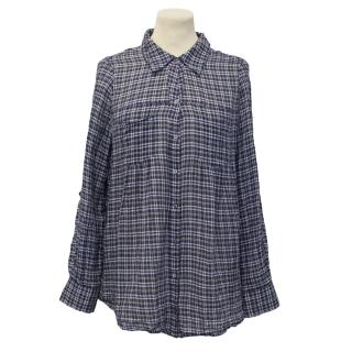 Joie Checkered Shirt