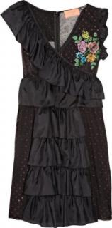 Manoush Black Dress