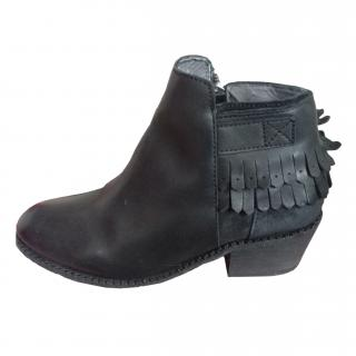 H By Hudson Cole leather ankle boots