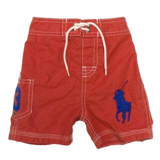Ralph Lauren boys swimming trunks