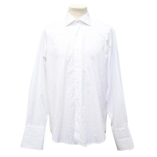 Etro Milan White Patterned Shirt