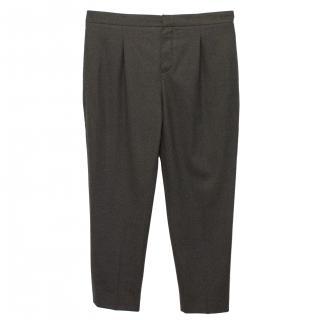 Chloe Grey Trousers