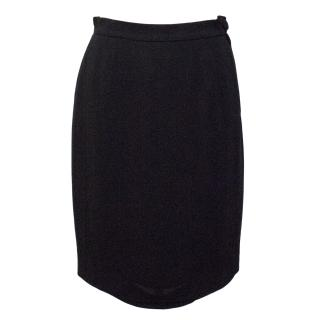 Moschino Couture Pencil Skirt