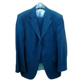 Aquascutum suit