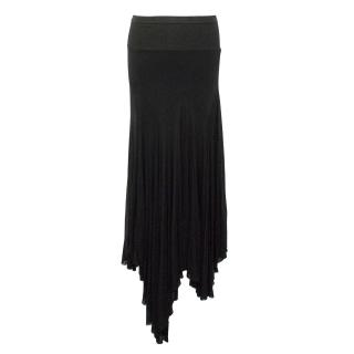 Rick Owens Lilies Black Skirt