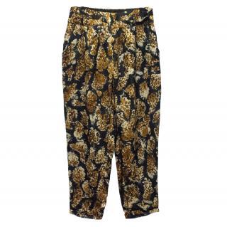 Twenty8Twelve Printed Trousers