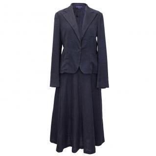Ralph Lauren Skirt Suit