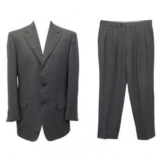 Ermenegildo Zegna Grey Suit