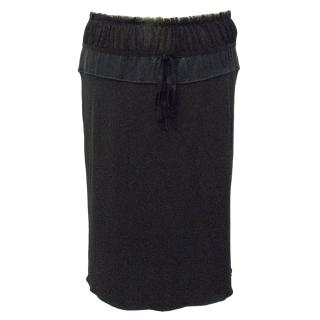Philosophy di Alberta Ferretti Black Skirt