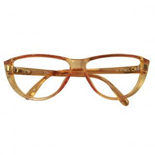Dior gold Sunglasses Frame