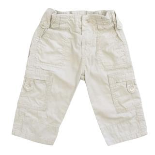 Burberry Cargo Boys Trousers