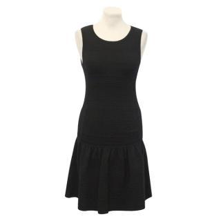 Juicy Couture Black Knit Dress
