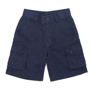Ralph Lauren Polo Navy Boys Shorts