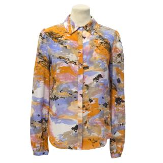 Harlyn multicoloured Silk Blend Shirt
