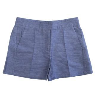 Pringle of Scotland Blue Shorts