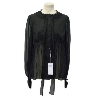 Philosphy Di Alberta Ferretti Black Top