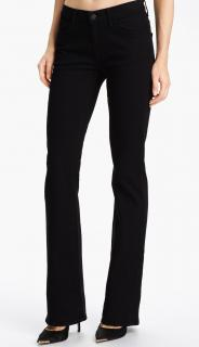 7 for all mankind Charlize Black Trousers