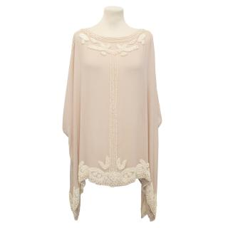 Daily Couture by Malene Birger Beaded Top