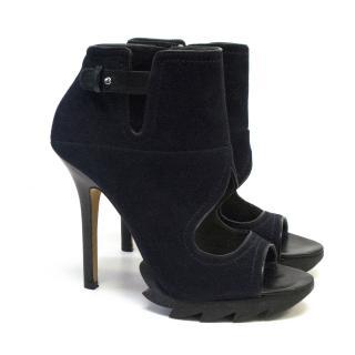 Camilla Skovgaard Open Toe Boots