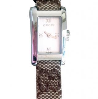 Gucci Amazing Wrist watch with iconic logo & pattern