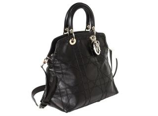 Christian Dior black Granville bag
