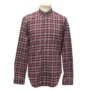 Marc by Marc Jacobs Plaid button down shirt