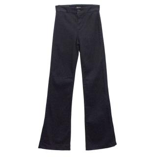 J Brand Tailored High-Rise Flared Jeans