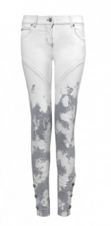 MCQ by Alexander McQueen Ripped Jeans