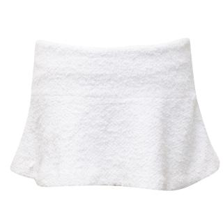 Theyskens' Theory White Woven Skirt