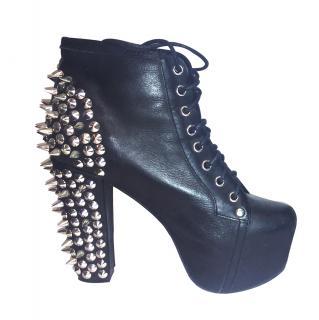 Sam Edelman Rock Studded Ankle Boots