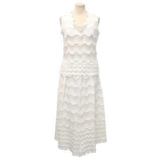 Issey Miyake Top and Skirt