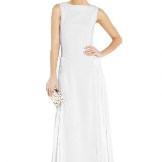 Victoria Beckham Boat-Neck Dress