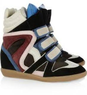 Isabel Marant High Top Sneakers
