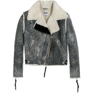 Acne Sheepskin Jacket
