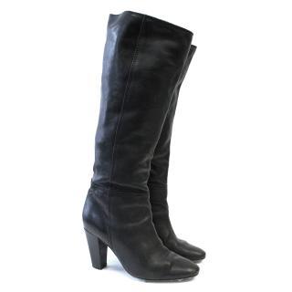 Isabel Marant Black Heeled Boots