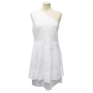 Richard Nicoll Shirt White Dress