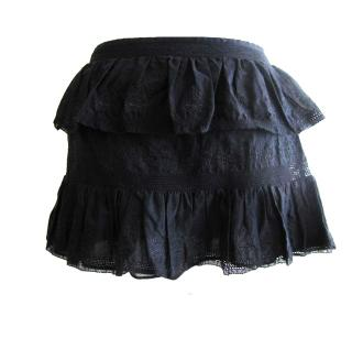 Jill Stuart Black Skirt