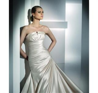 Haiti Pronovias Wedding Dress
