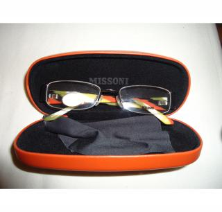 Missoni eyeglass frame/ Brand New!