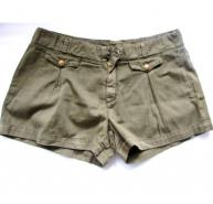 Goldsign Military Look Shorts