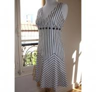 Silk Tocca dress