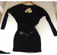 micheal kors black dress