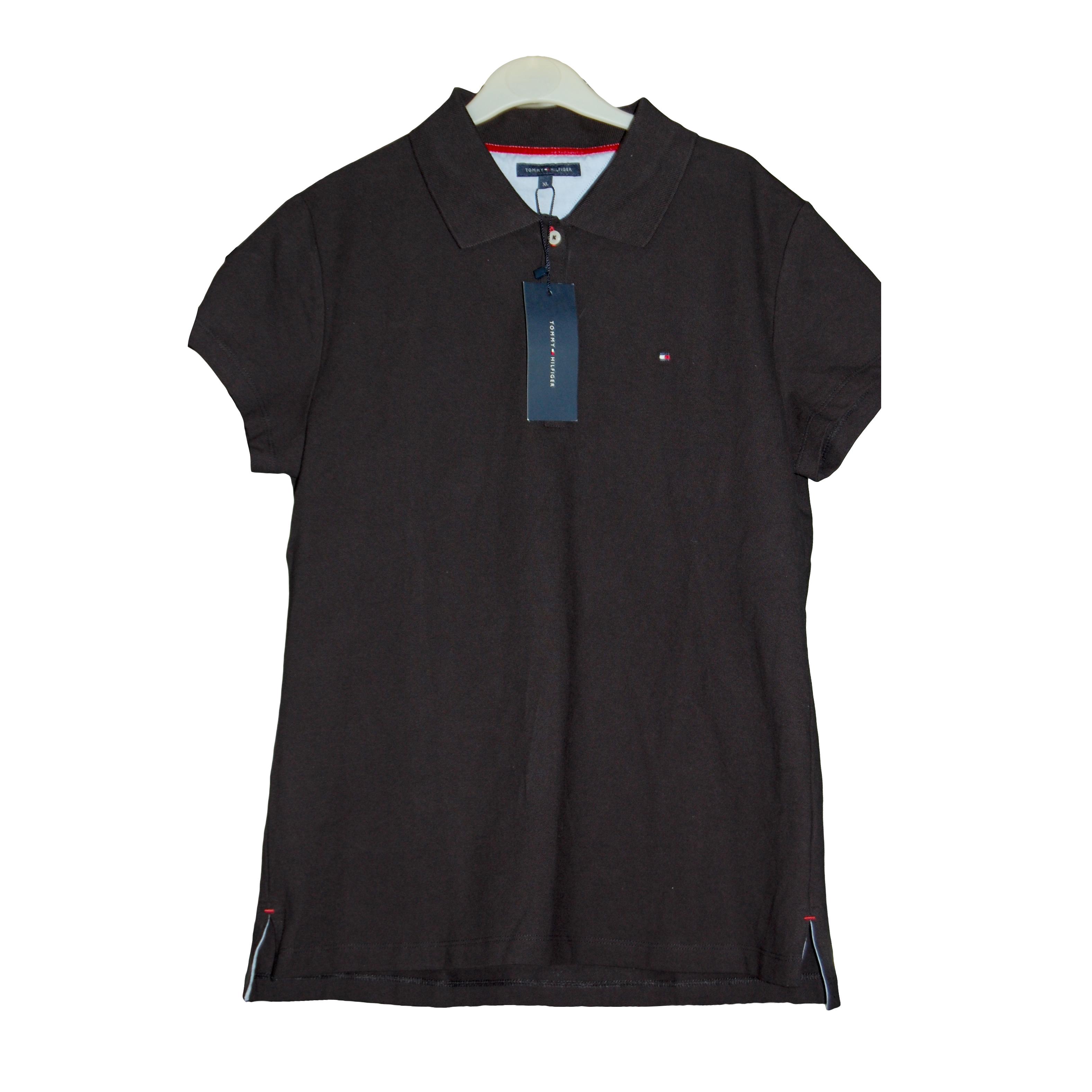 Tommy Hilfiger Polo Shirt Boys Black