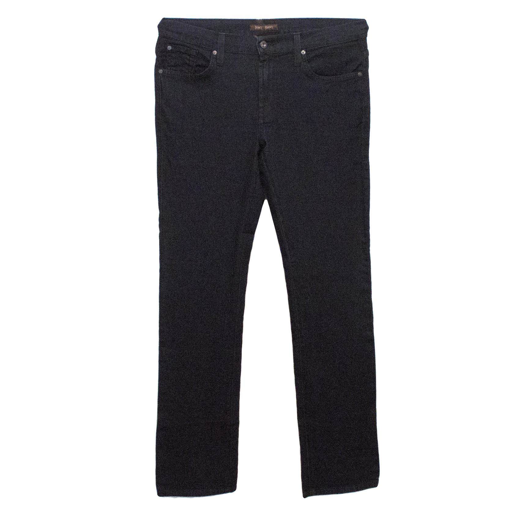 James Jeans Dark Denim Straight Legged Jeans