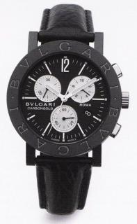 Bvlgari Carbon gold Limited Edition Roma watch
